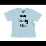 tshirt-bébé-bleu-ciel-dandy-chic