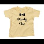 tshirt-bébé-jaune-dandy-chic