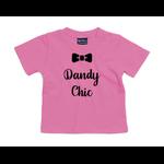 tshirt-bébé-rose-bubble-dandy-chic