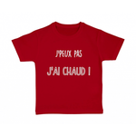 tshirt-enfant-rouge-jai-chaud