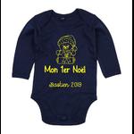 body-nounours-noel-bleu