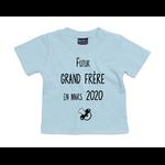 tshirt-bébé-grand-frere-bleu-ciel