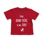 tshirt-bébé-grand-frere-rouge