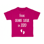 tshirt-enfant-future-grande-soeur-rose