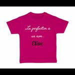 tshirt-enfant-la-perfection-rose