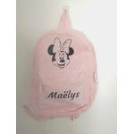 Mini sac à dos Minnie rose