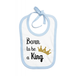 bavoir_born_to_be_a_king_bleu_ciel
