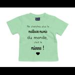 tshirt-bébé-meilleure-mamie-du-monde-vert (1)