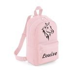 Sac-dos-rose-cheval