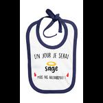 bavoir_un_jour_je_serai_sage_bleu_marine