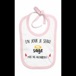 bavoir_un_jour_je_serai_sage_rose