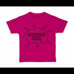 tshirt-enfant-rose-wonder-girl