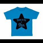 tshirt-enfant-bleu-born-to-be-a-star