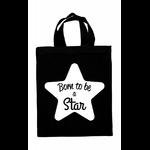 mini-tote-bag-noir-born-to-be-a-star