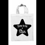 mini-tote-bag-blanc-born-to-be-a-star