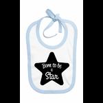 bavoir-bleu-born-to-be-a-star