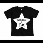 tshirt-noir-born-to-be-a-star