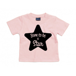 tshirt-rose-poudre-born-to-be-a-star