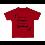 tshirt-enfant-rouge-reves-ta-vie-en-couleurs
