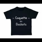 tshirt-enfant-noir-coquette-en-baskets