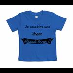 tshirt-bleu-cobalt-super-grande-soeur