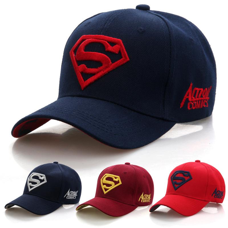 Casquette Superman