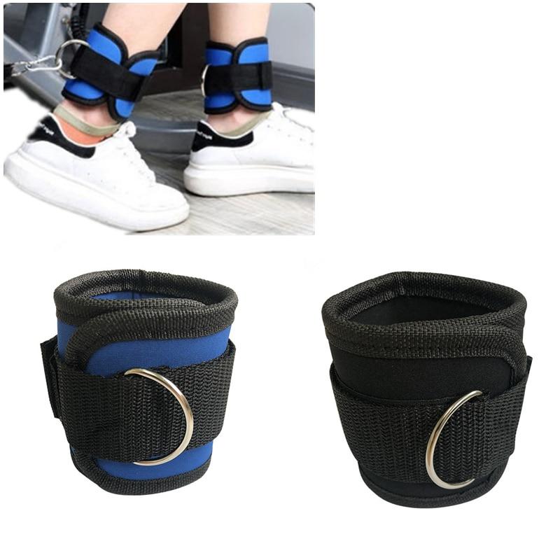 Bande avec anneau exercices de jambes