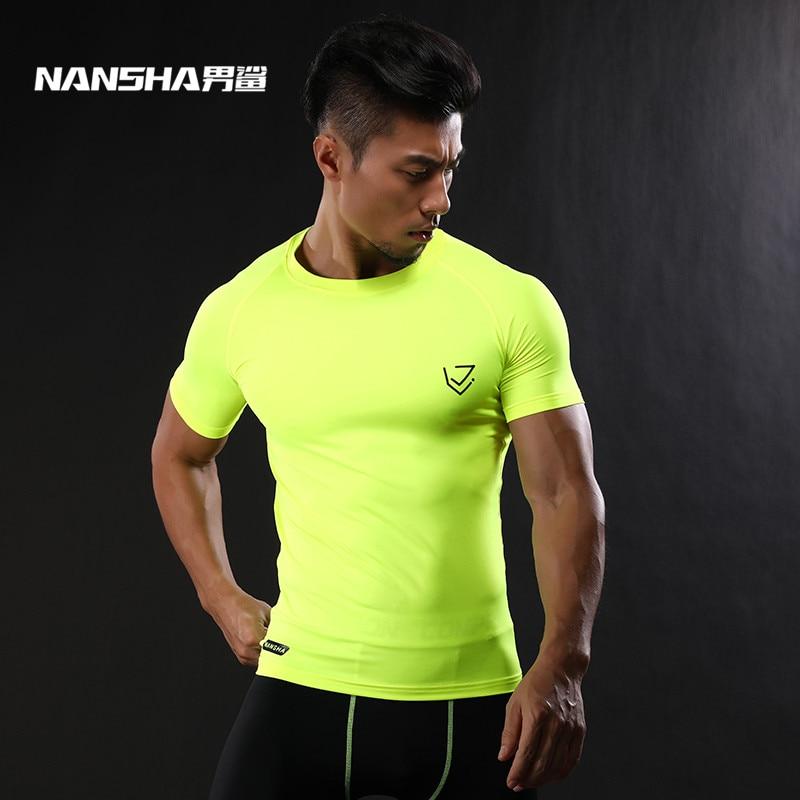 Tee-shirt Nansha compression