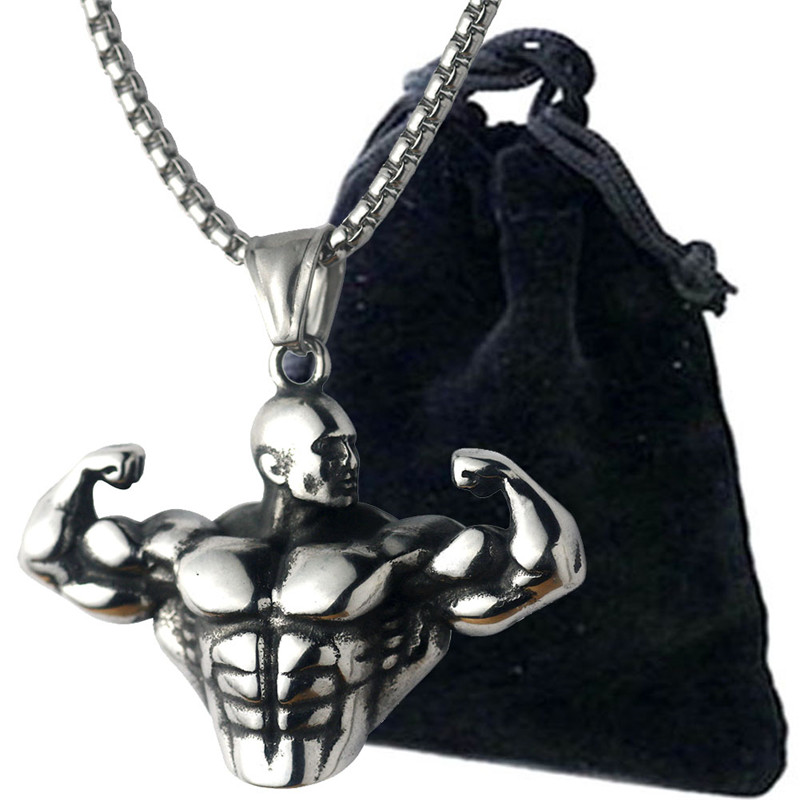 Collier mister muscle