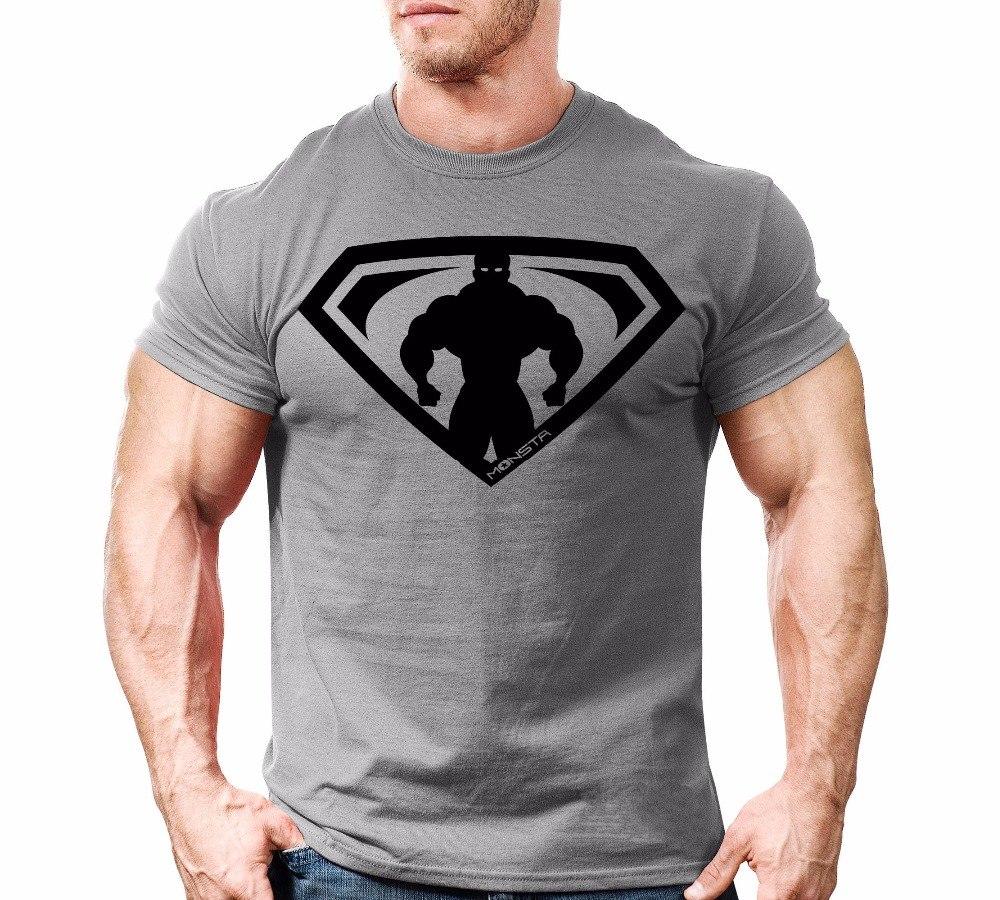 Tee-shirt Super Muscle