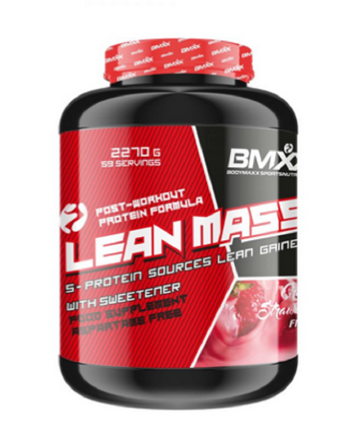 LEAN MASS GAINER BMXX