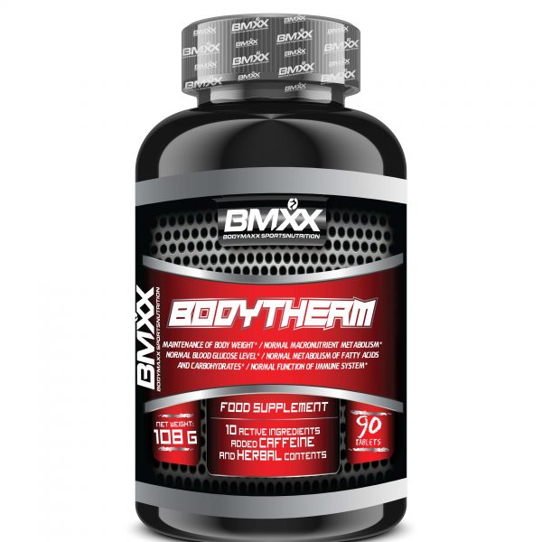 BodyTherm - Formule Thermo Fat Burner
