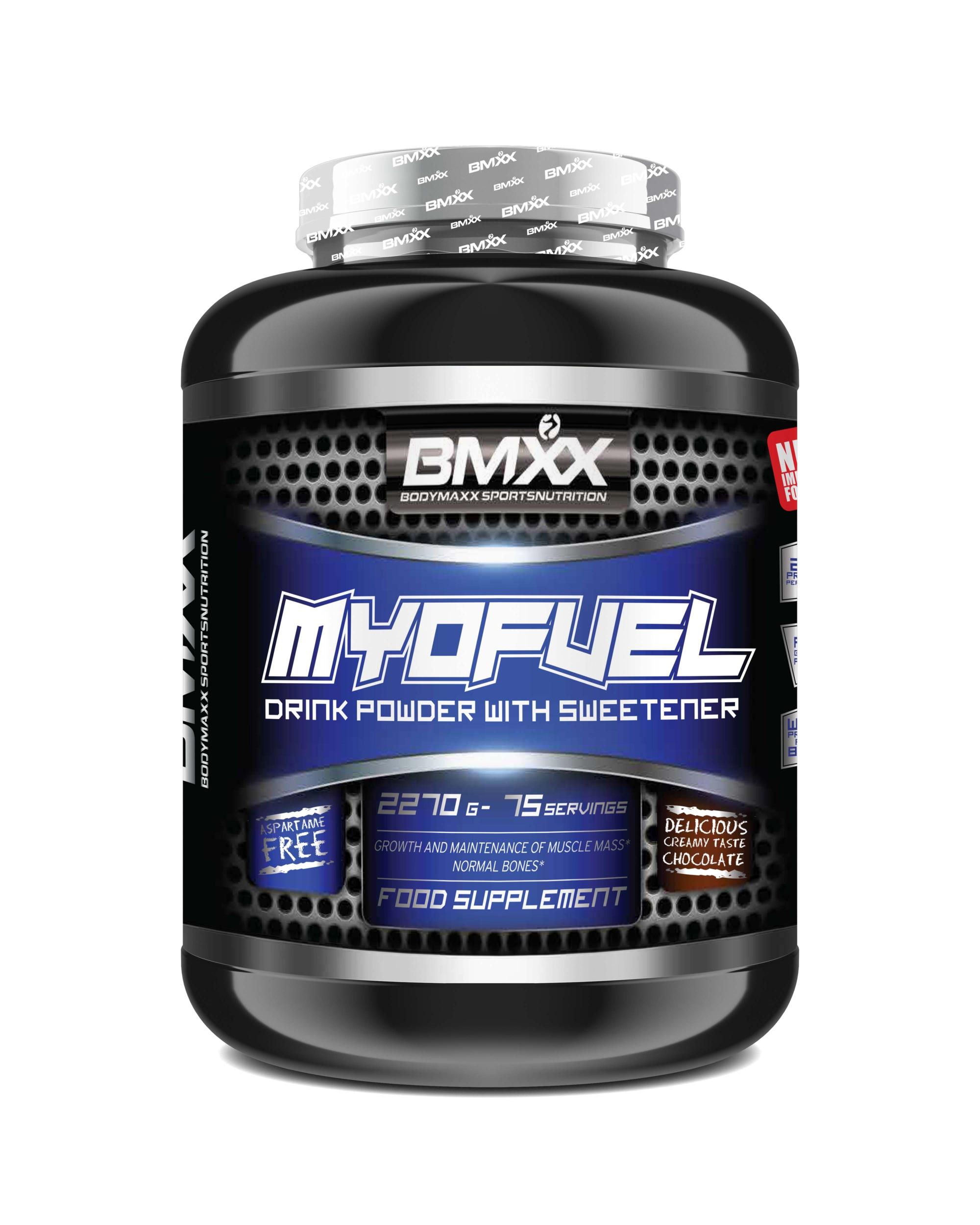 MYOFUEL Matrice de protéines BMXX