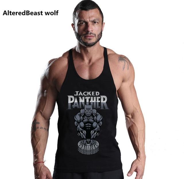 Débardeur Jacked Panther
