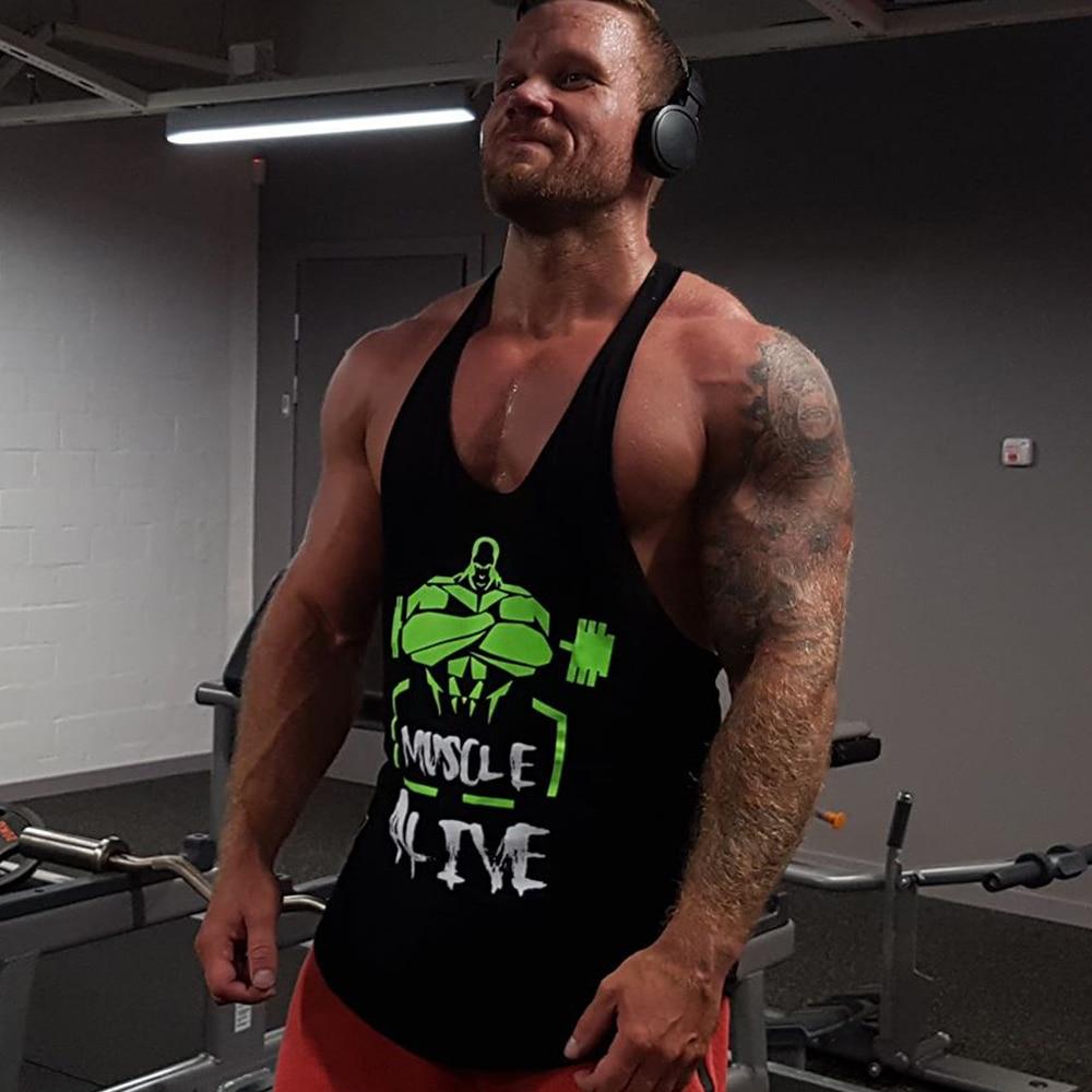 Stringer Muscle Alive