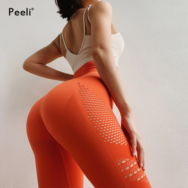 Peeli-ventre-contr-le-sans-couture-Leggings-Sport-femmes-Fitness-Push-Up-Yoga-pantalon-taille-haute