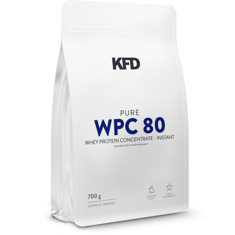 KFD PURE WPC 80 INSTANT - 700 G