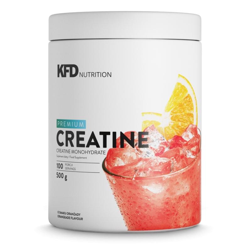 KFD PREMIUM CREATINE - 500 G