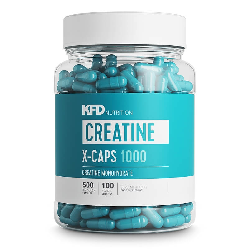 KFD CREATINE X-CAPS 1000
