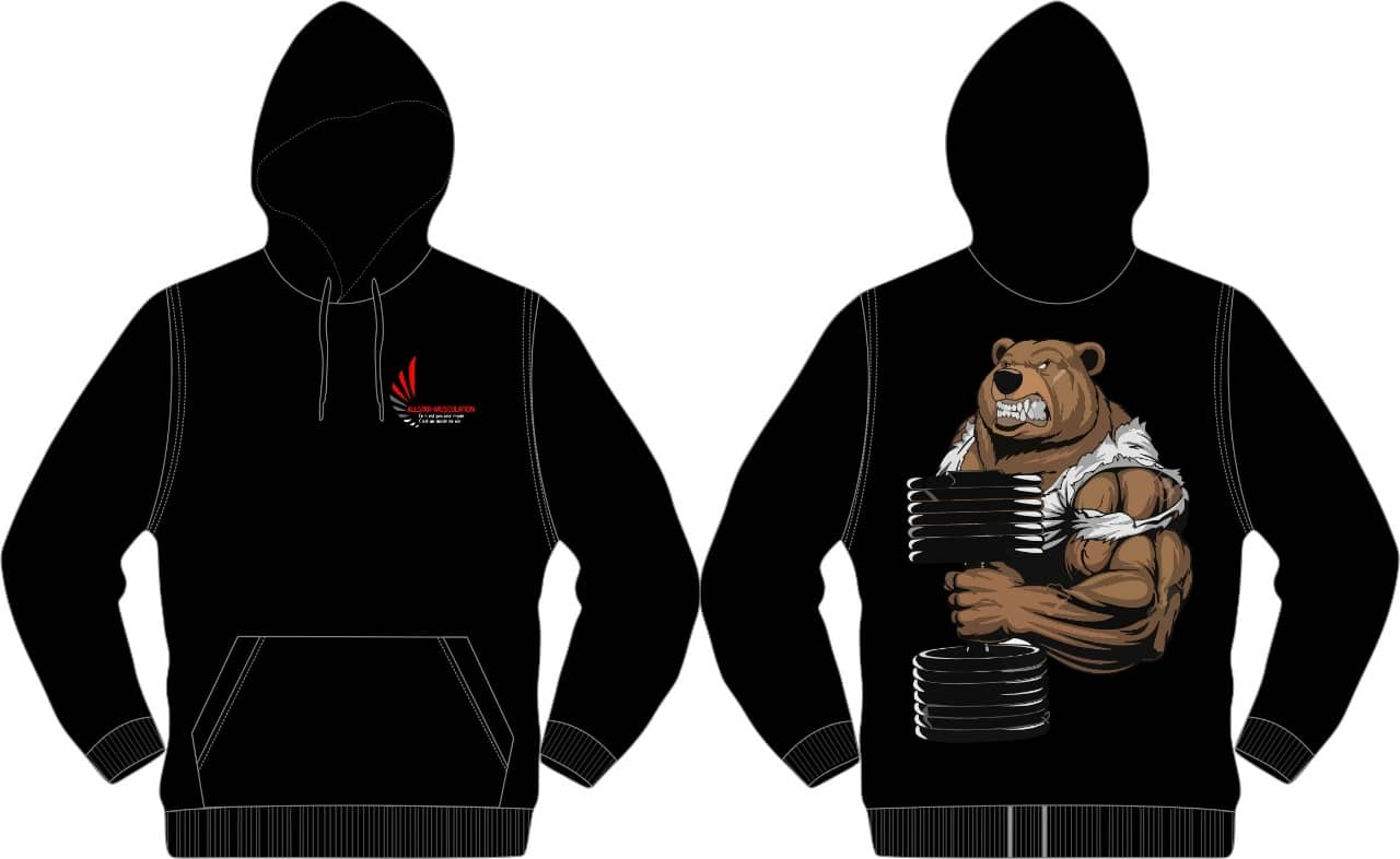 Hoodies ANIMAL ALLSTAR