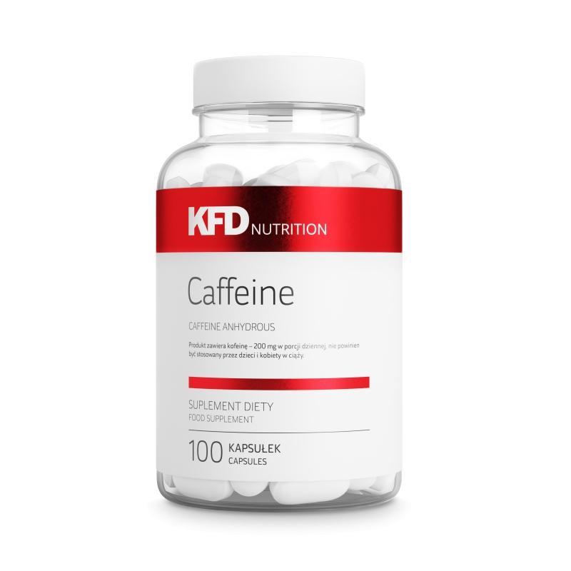 KFD CAFÉINE