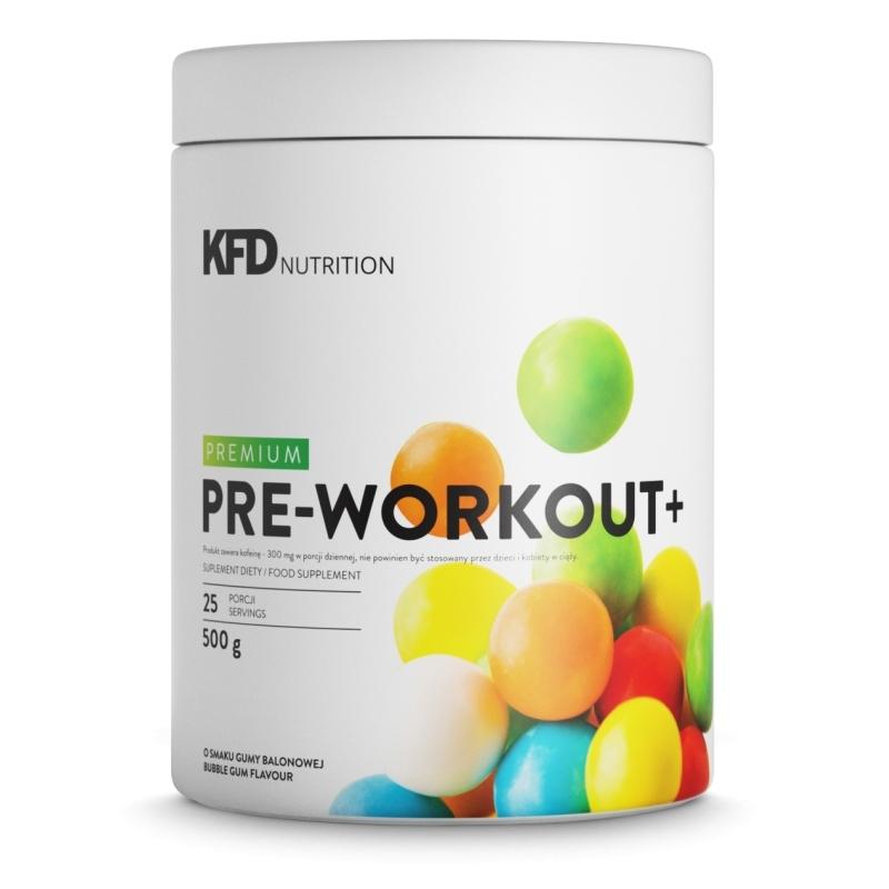 KFD Premium Pre-Workout + 500 g