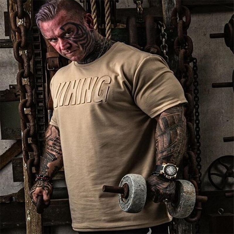 Tee-shirt Viking Muscle