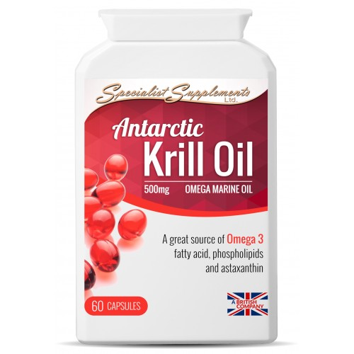 Gel Antarctic Krill Oil v2