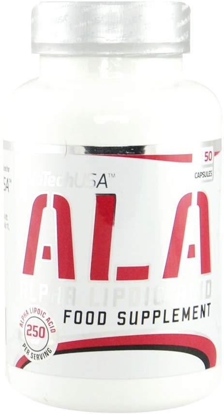 BioTechUSA  ALA Alpha Lipoic Acid