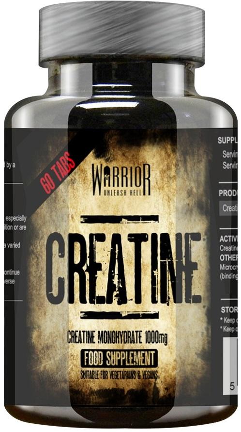 WARRIOR  Monohydrate de Créatine