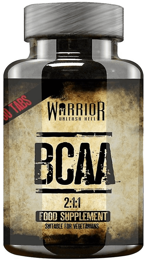 BCAA 2:1:1 60 gélules Warrior