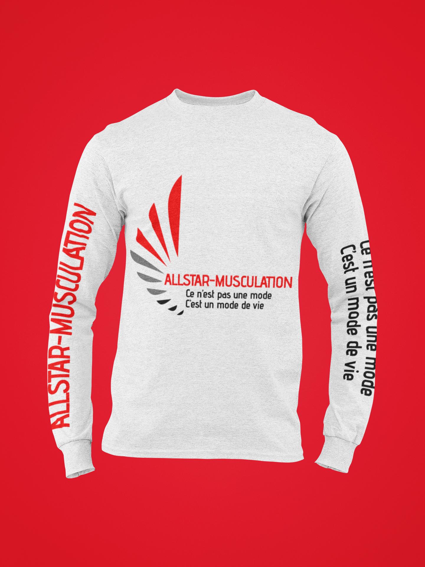 Tee-shirt ALLSTAR BLANC
