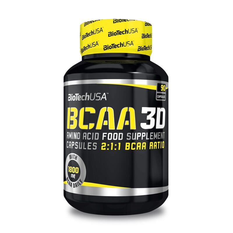 BioTechUSA  BCAA 3D