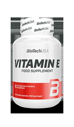 BioTechUSA  Vitamine E, 200 mg